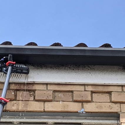 Fascia Cleaning Ely
